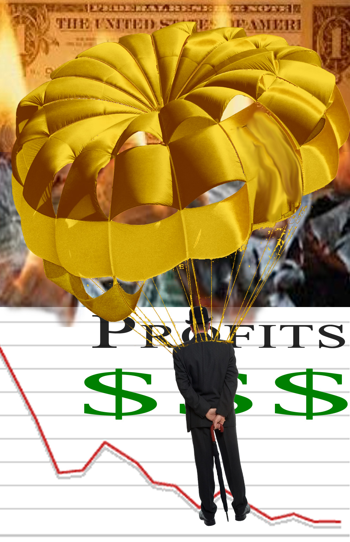 golden parachutes bankruptcy
