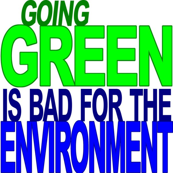 Join this group for more info, and updates, on going green