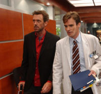As dramatized on a popular TV show, Gregory House on his his way to a modern-day organ death panel, which rejects his patient, condemning her to death